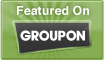 Featured on Groupon Badge
