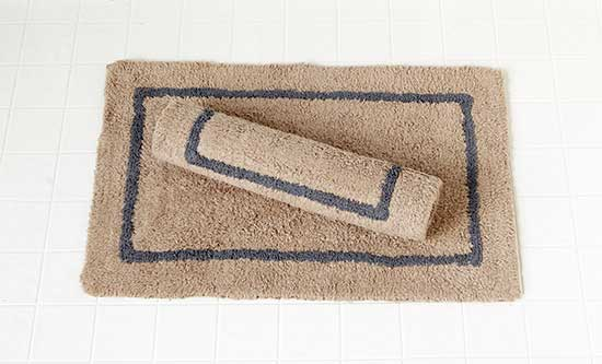Original Home Weavers Luxury Shag Bath Rug Sets