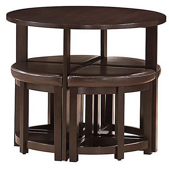 Modern dining and barstool sets for Breakfast table with stools