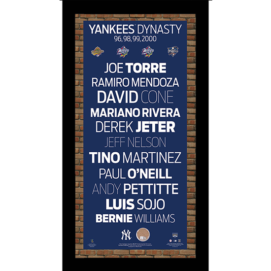 Steiner sports 9 5 x16 mlb subway signs with stadium dirt for American frame coupon code