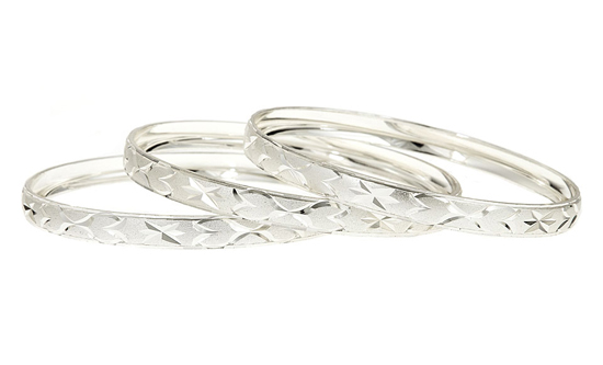 amrapali shopping bracelet womens bangles deal amazing gold sterling s women shop get this silver diamond and bangle on white