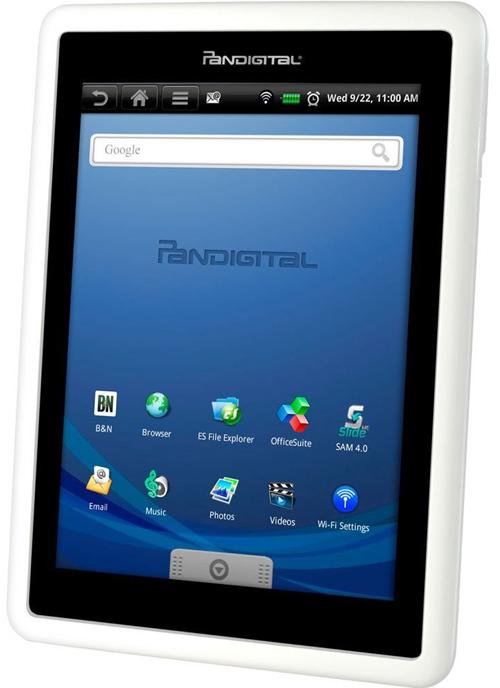 Pandigital Android Tablet