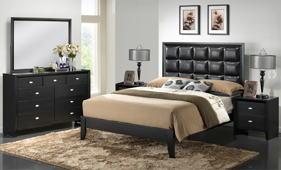 Five Piece King Sized Bedroom Sets