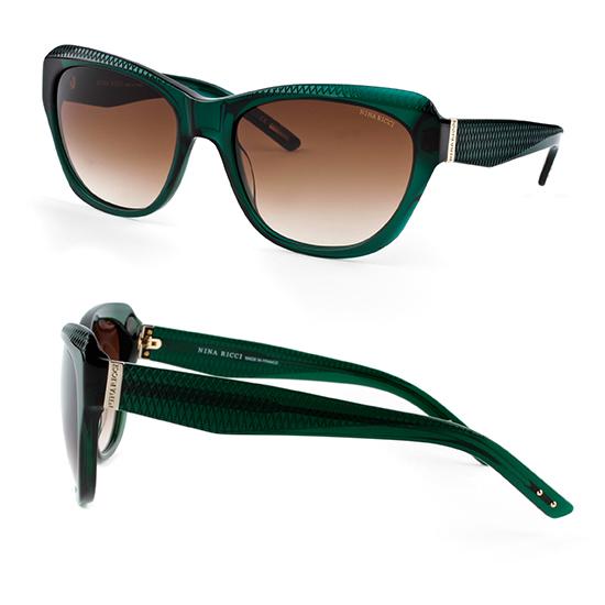 Green Frame Fashion Glasses : Chloe, Fendi, Nina Ricci, Oleg Cassini, and Tom Ford Mens ...