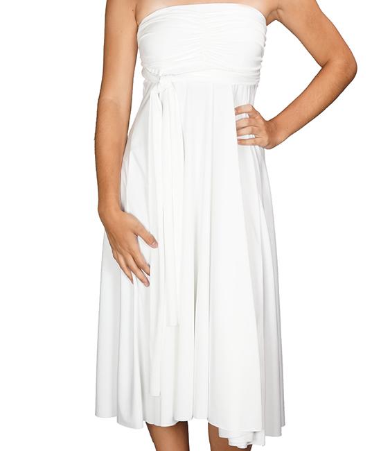 Wrap Magic Skirt Convertible Dress 52
