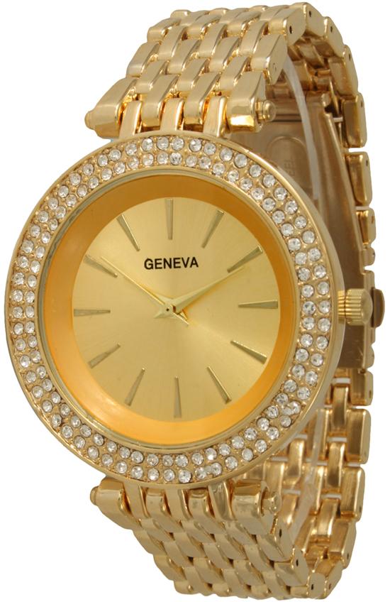 geneva boyfriend watches for men and women geneva women s boyfriend watch gold 1515 37 99 list price