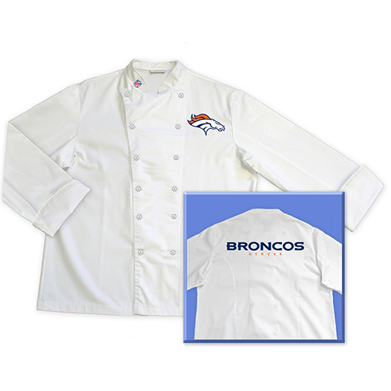 NFL Chef Coats