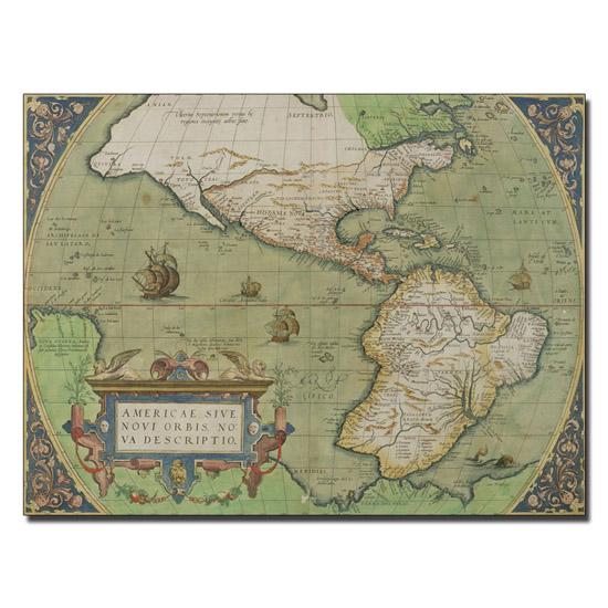 Cape Cod Groupon: Framed Canvas Maps