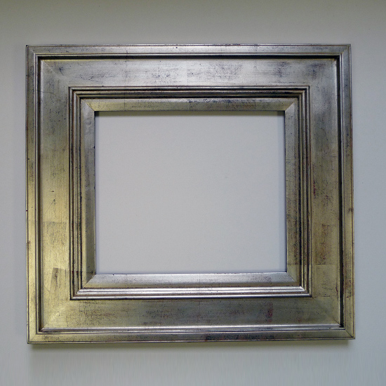 Distressed and Antique-Style Frames