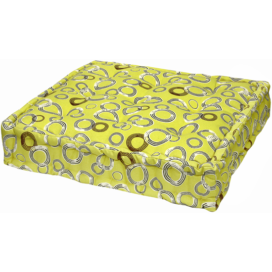 Decorative Floor Pillows Cushions : The Organic Collection Decorative Floor Cushions