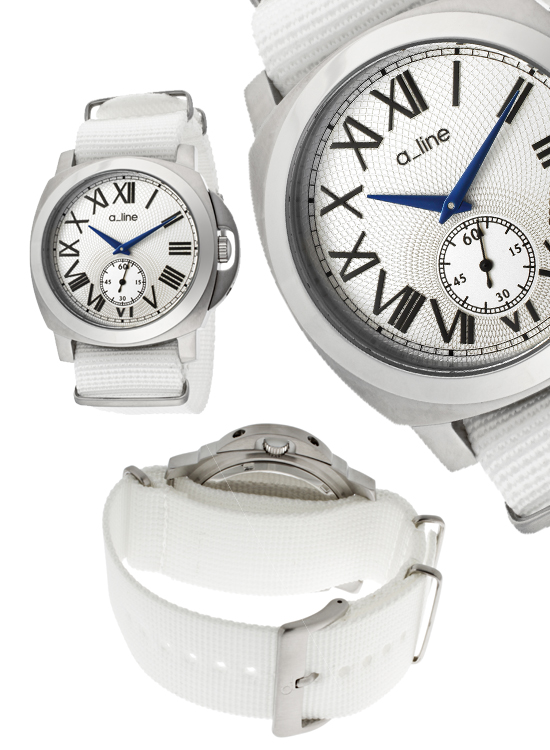 a line s watches with bands