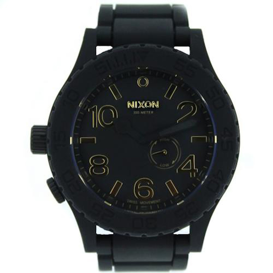 nixon men s and women s watches 229 99 for nixon men s classic watch black band black face a236 041 400 list price