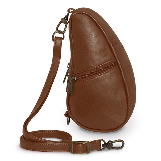 Back Purse : 29.99 for AmeriBag Healthy Back Bag: Baglett in Cognac Leather (5100 ...