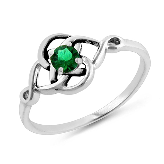 irish sterling silver jewelry: