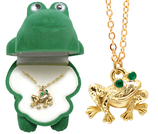 Childrens animal pendants childrens animal pendant frog aloadofball Gallery