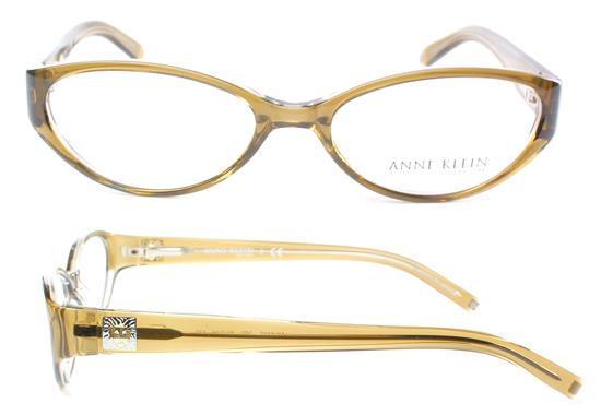 anne klein womens optic frame eyeglasses olive 0ak8108 269 50 121 list price