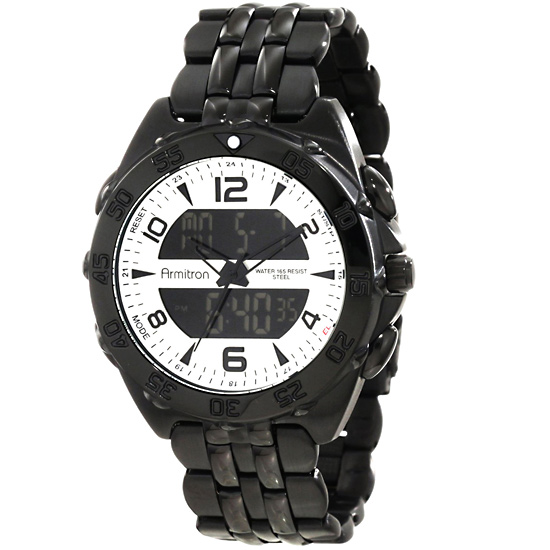 how to replace armitron watch band