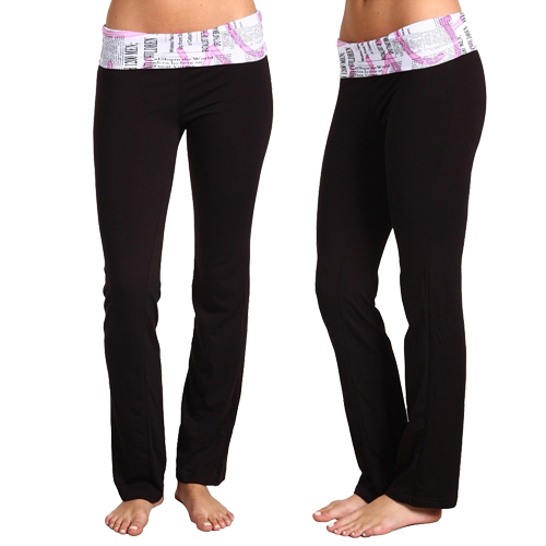 Lightweight Capri or Long Yoga Pants