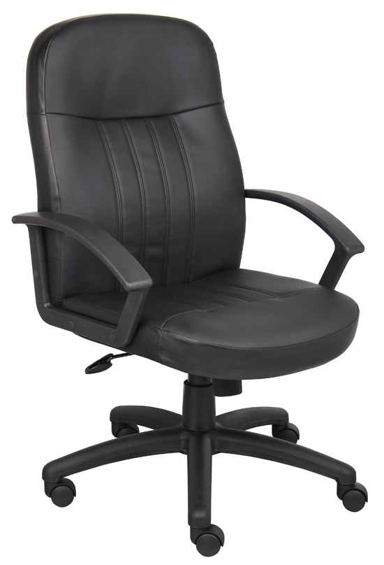 Boss Bud Executive Chair in Black Bg