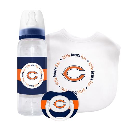 Nfl Baby Essentials Gift Set