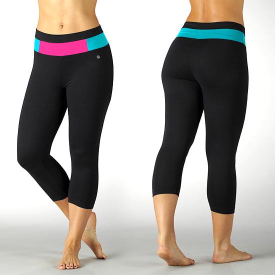 Fitness Leggings South Africa: Bally Fitness Capri Leggings