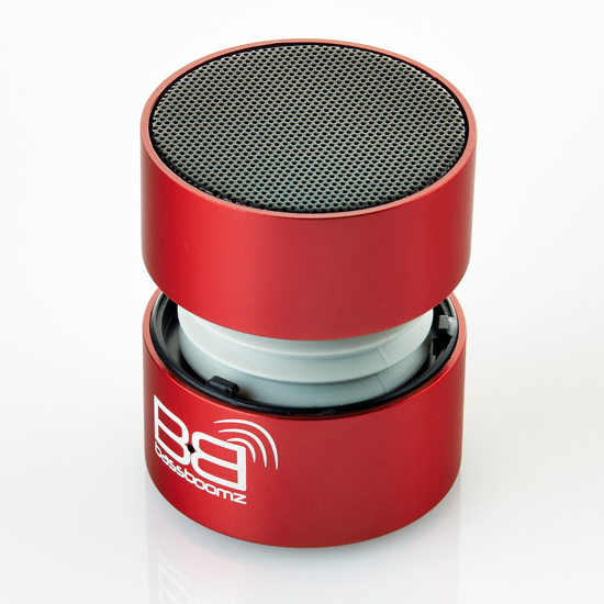 Bassboomz Portable Bluetooth Speaker