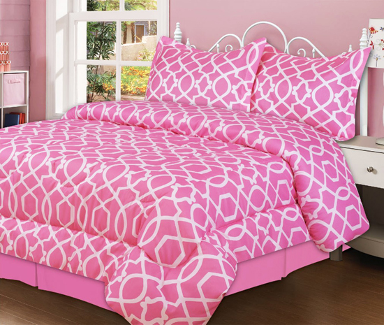Beatrice Home Fashions Kid S Comforter Sets