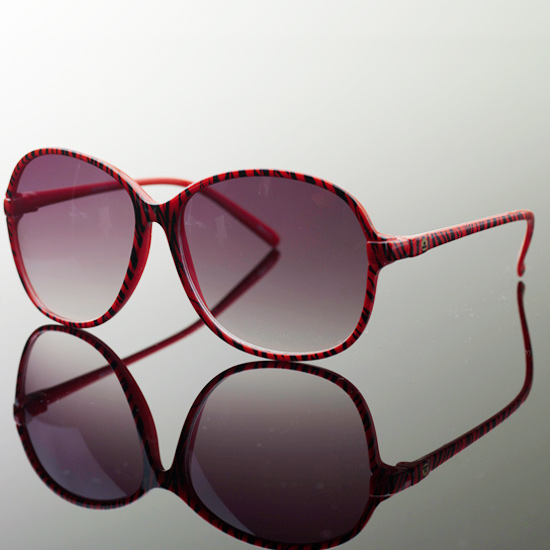 Big Red Frame Glasses : Big Buddha Womens Sunglasses