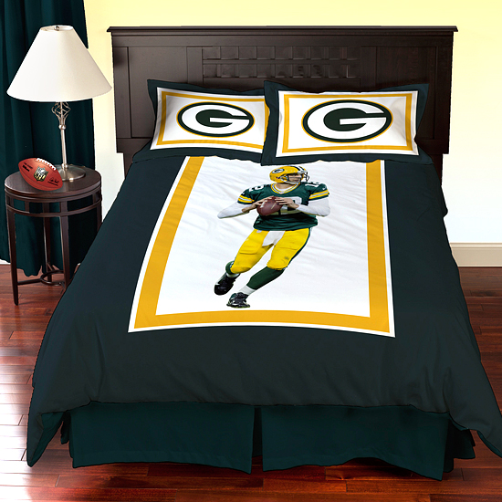 Green Bay Packers And Aaron Rodgers (Full)