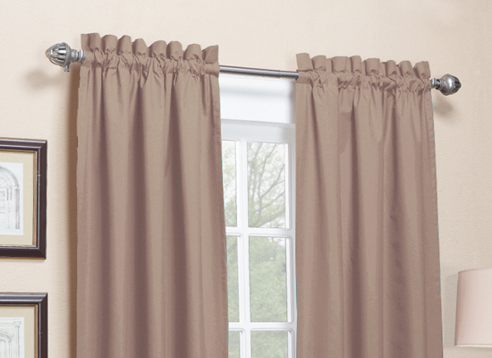 Insulated Curtain Panels