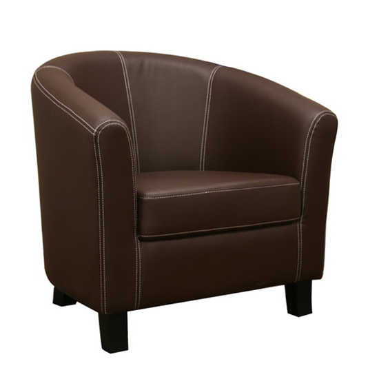 Modern club chairs for Modern leather club chair