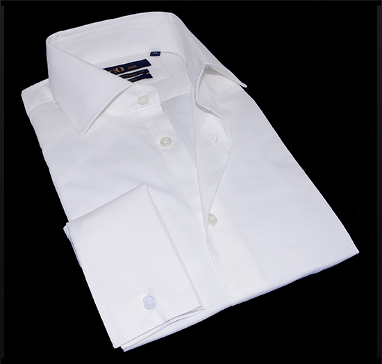 Brio men s dress shirts for Mens dress shirts french cuffs