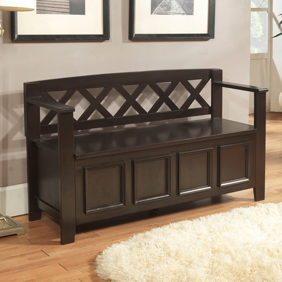 Storage Storage Entryway Bench