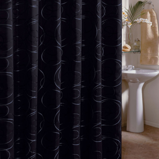 72 X75 Fabric Shower Curtains