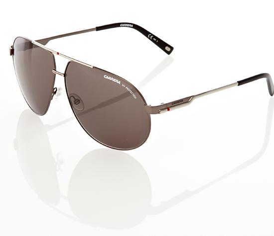 acffd375909e $58.99 for Carrera Aviator Sunglasses: Carrera 6 in Dark Ruthenium Metal  Frame/Brown Gradient Lens (82P) ($210.99 List Price)