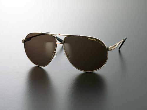 Gold Frame Carrera Sunglasses : Carrera Unisex Aviator Sunglasses