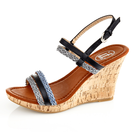 Carrini Wedge Sandals