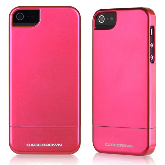 CaseCrown iPhone 5 Case: Bonbons Glider - Cotton Candy Pink (CC-IP5-UV ...