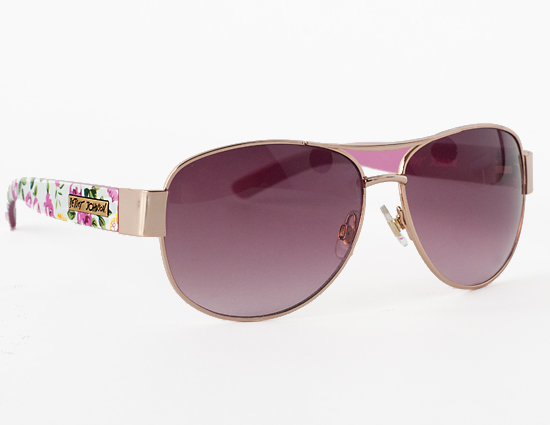3cfab521a9e Betsey Johnson Sunglasses « One More Soul
