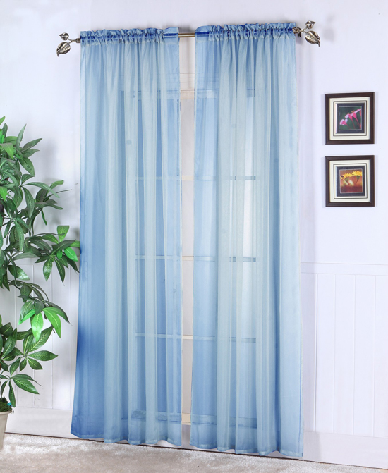 How To Choose Curtain Color White Sheer Curtains