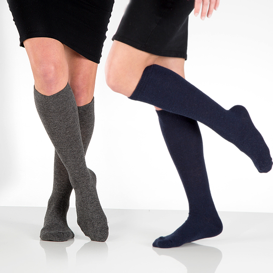 Buy Hanes Knee High with Reinforced Toe at Hanes' Official Site. Get Sheer, stay up Knee Highs for sleek fit and sensuous feel. Satisfaction Guaranteed.