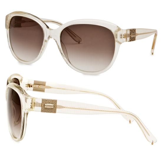 Chloe Gold Frame Sunglasses : Chloe Sunglasses