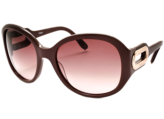 8e7091ad1f70 Chloe Unisex Sunglasses  Old Pink Plastic Frame Pink Gradient Lens  (CL2193-C02-57-19-130F) ( 355 List Price)