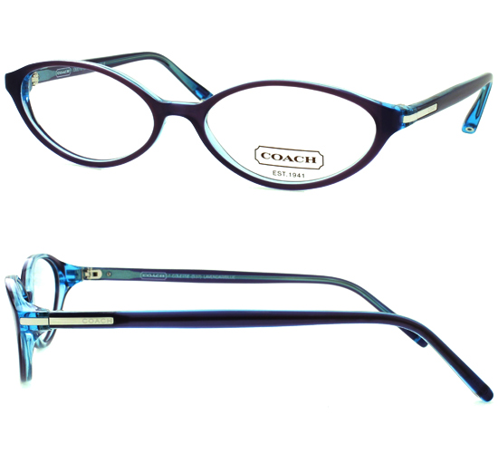 Coach Turquoise Eyeglass Frames : Women s Coach Optical Frames