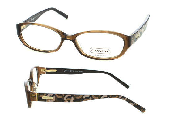 Womens Coach Optical Eyeglass Frames