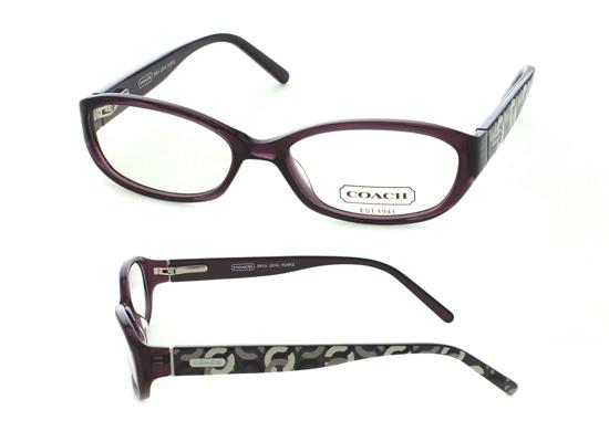 Womens Coach Optical Eyeglass Frames