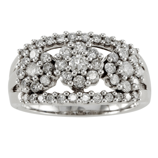david tutera 14 karat gold and rings