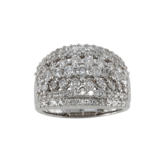 David tutera 14 karat gold and diamond rings for David s fine jewelry
