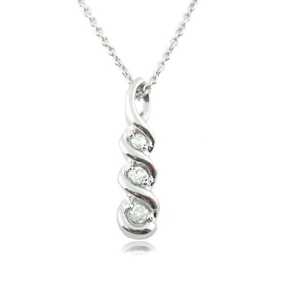 Diamond jewellery diamond necklace past present future diamond necklace past present future aloadofball Gallery
