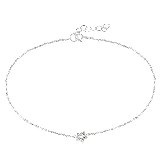 sterling silver anklets and toe rings